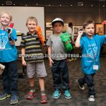 Simplify3D - children with 3D printed prosthetic hands