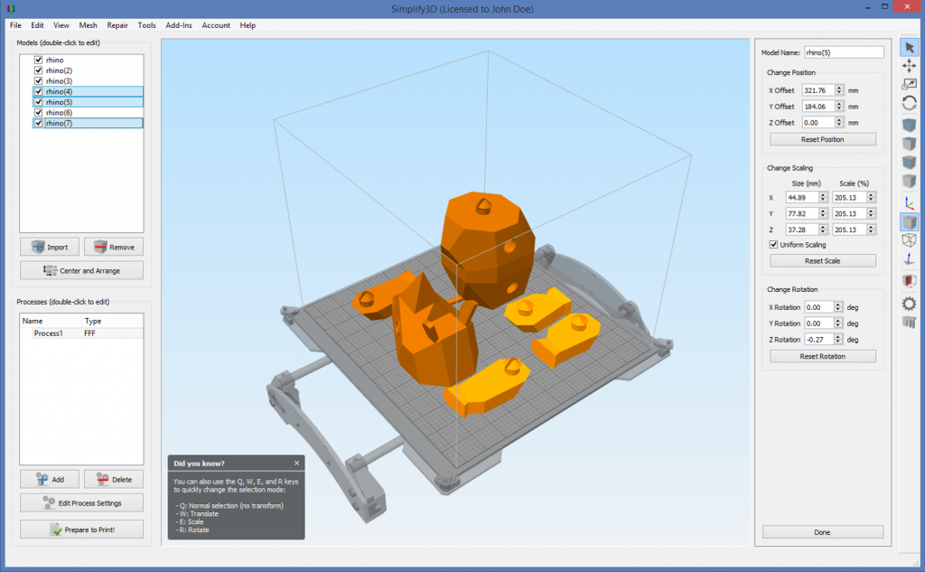 Simplify3D Announces Version 3.0 of Universal 3D Printing Software |  Simplify3D Software