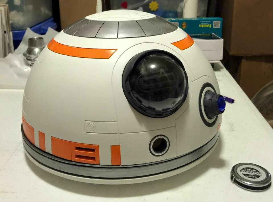 """3D Print Your Own BB-8 from """"The Force Awakens"""" 