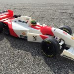 Simplify3D - 3D printed Formula One race car for Ayrton Senna tribute