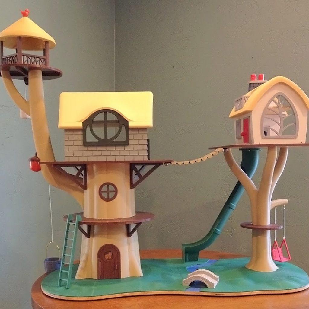 Grandpa's 3D Printed Tree House | Simplify3D | Simplify3D