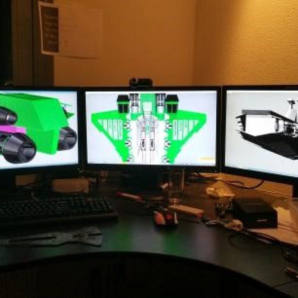 Super User 3D Prints Epic Star Wars Star Destroyer PC Case