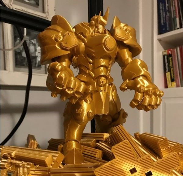Simplify3D Print of the Week - Best of 2018 | Simplify3D Software