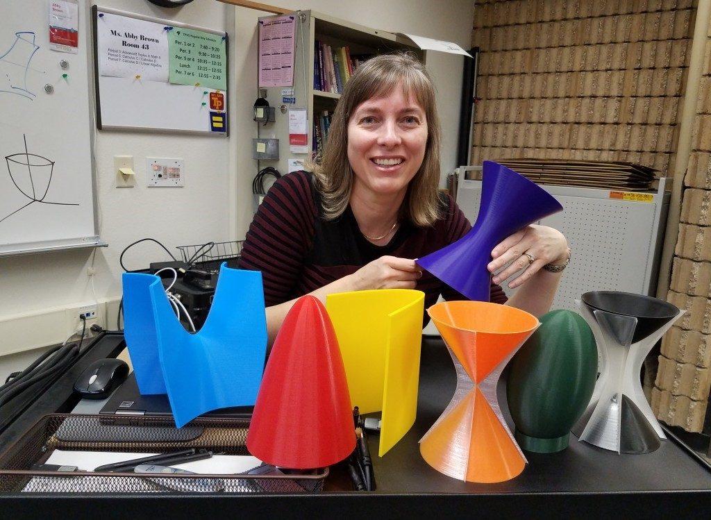 Teaching Advanced Mathematics with 3D Printing | Simplify3D