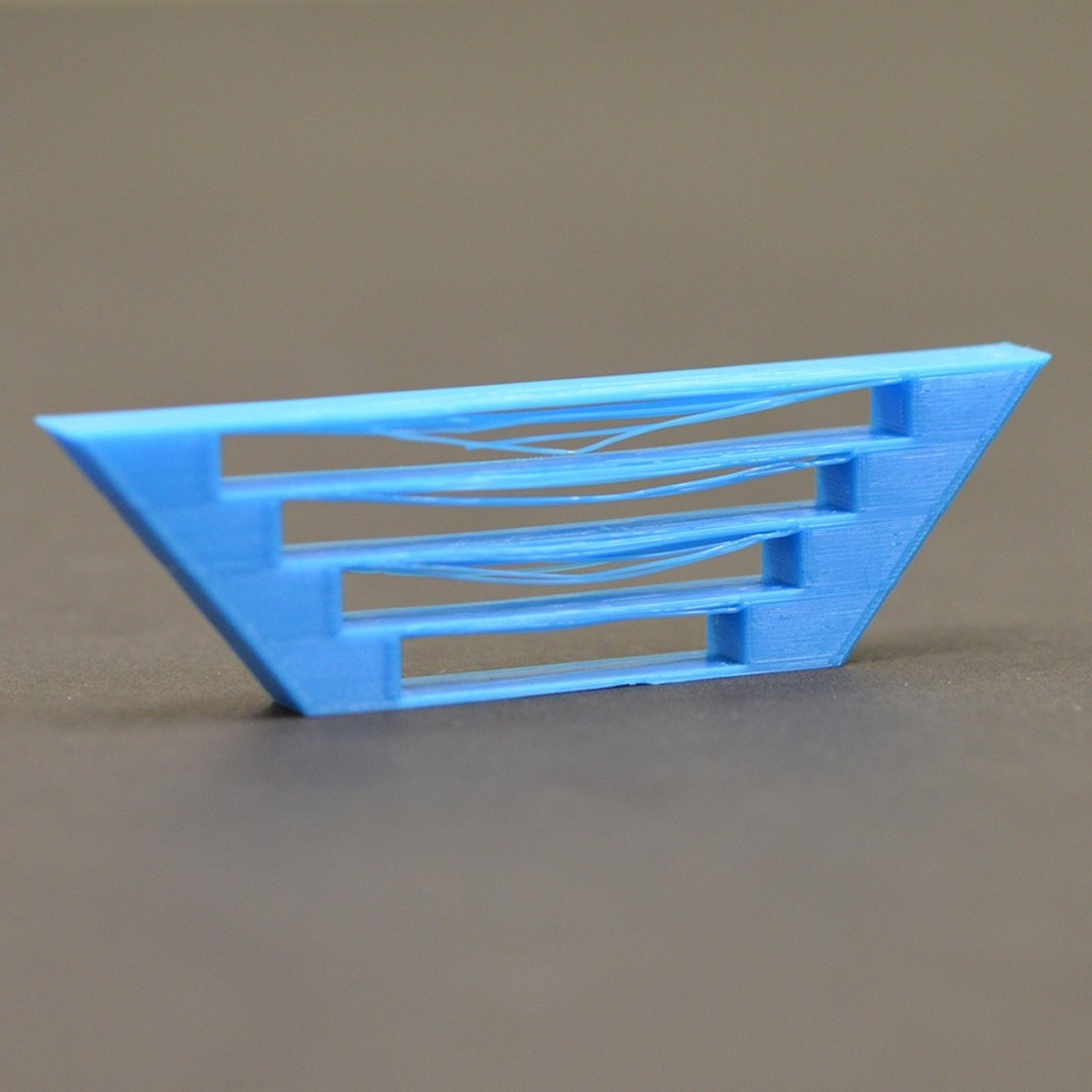 Simplify3D - poor bridging
