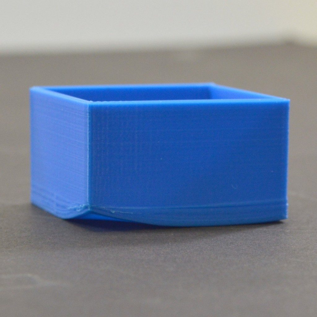Simplify3D - warping