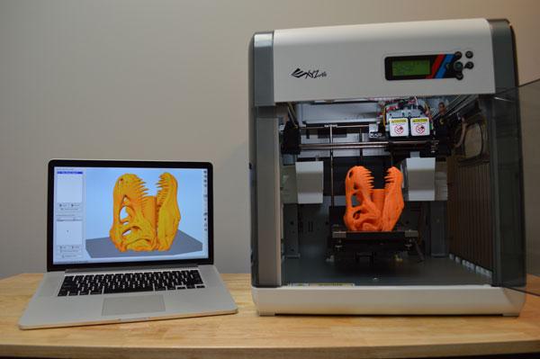 XYZprinting da Vinci 1 0