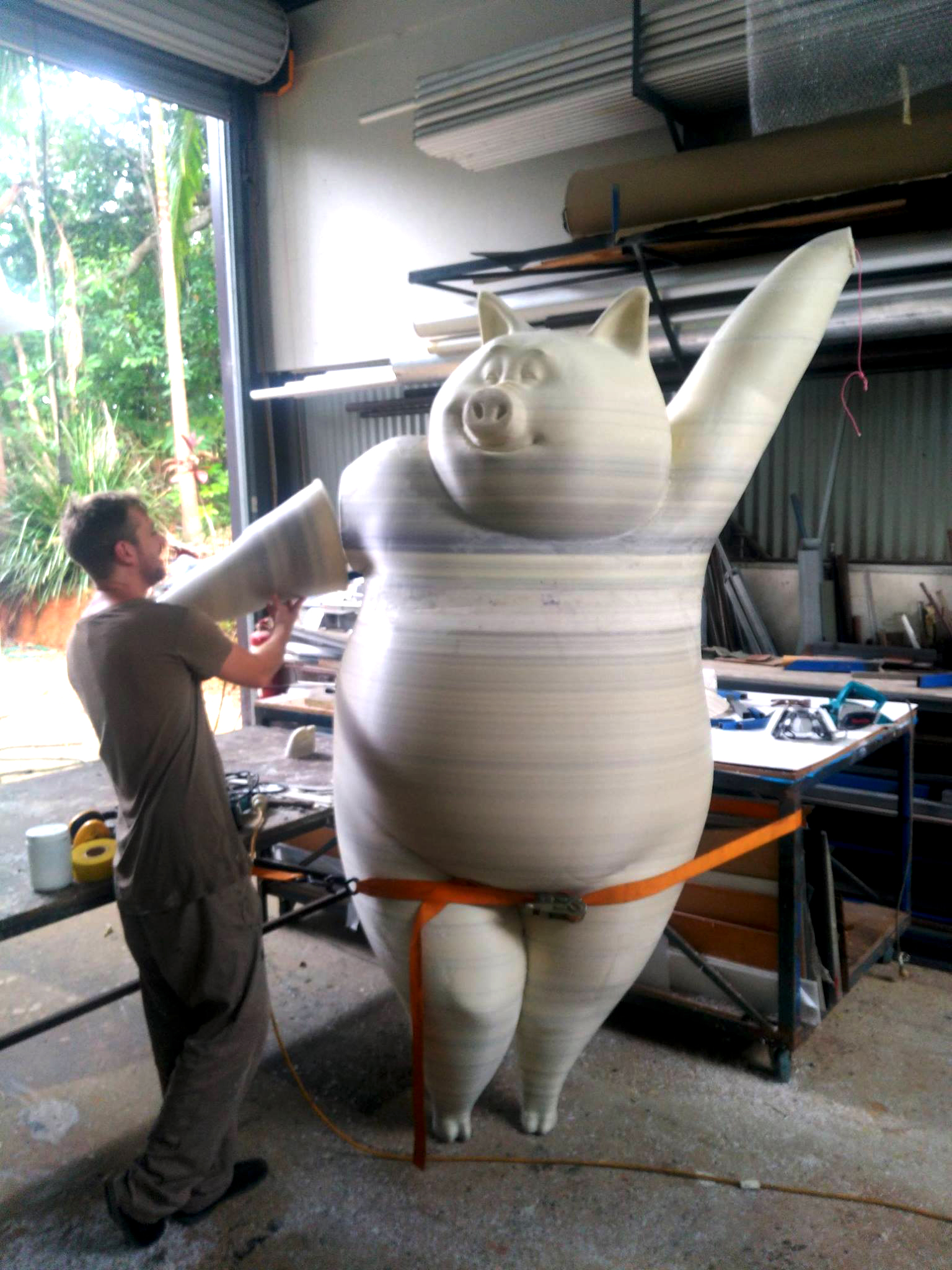 3D Printing Life-Size Models with CADzilla   Simplify3D Software